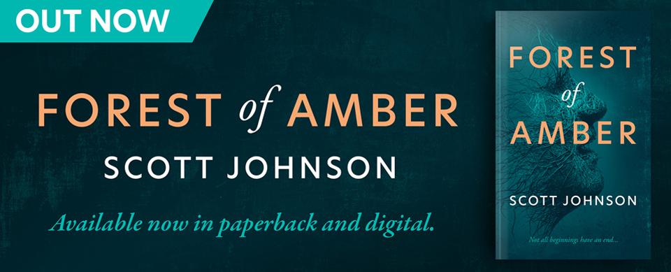 Forest of Amber Horror novel
